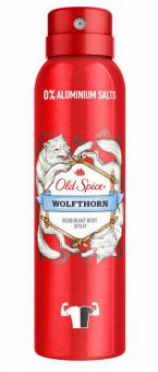 Old Spice deo spray Wolfthorn 150 ml