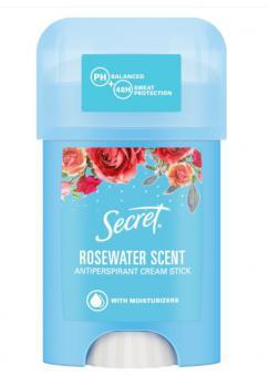 SECRET AP cream stick Rose Water 40ml