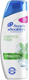H&S shampoo Menthol 250ml