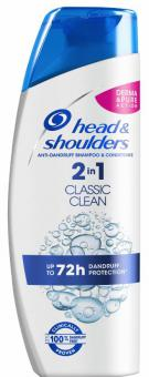 H&S shampoo 2in1 Classic 225ml