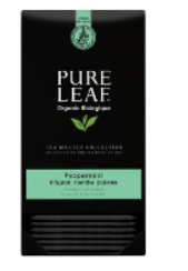 Tea PURE LEAF, Peppermint BIO, 20 pcs MAHE