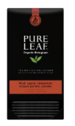Tea PURE LEAF, Apple Cinnamon BIO, 20 pcs MAHE