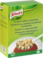 Toast with garlic and herbs KNORR, 0.7 kg