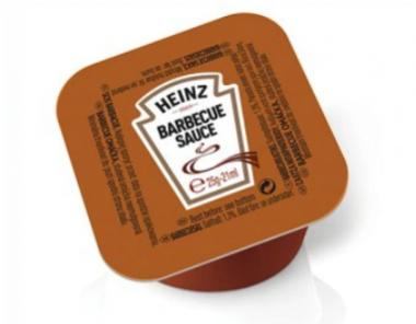 HEINZ  BBQ Dippot (100)  25gm