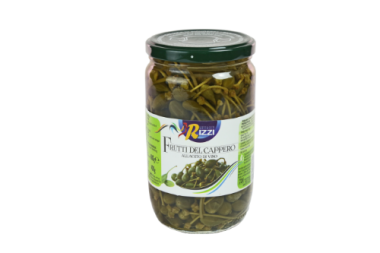 CAPPERS WITH STALKS IN WINE VINEGAR 720g