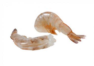 Vannamei Prawns, headless, shell on, EP raw, 16-20, 1kg