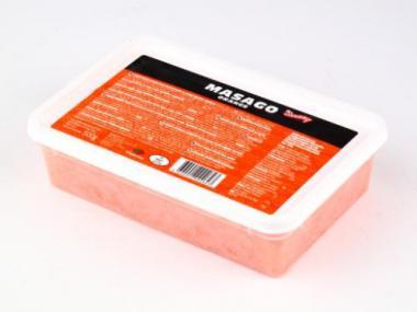 Frozen  orange masago, 500 g