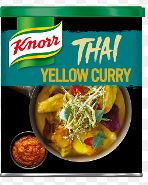 KNORR Yellow curry paste 850 g
