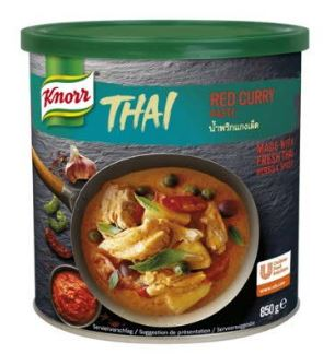 KNORR Red curry paste 850 g
