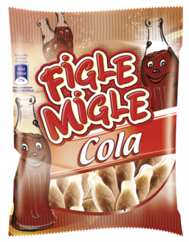 Gummies FIGLE MIGLE Cola, 80 g
