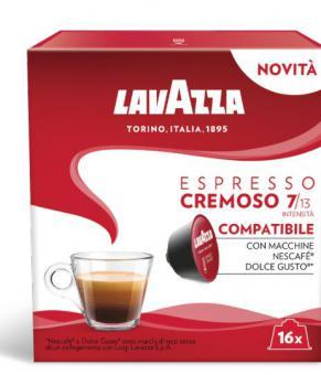 LAVAZZA DGC Espresso Cremoso 16tk