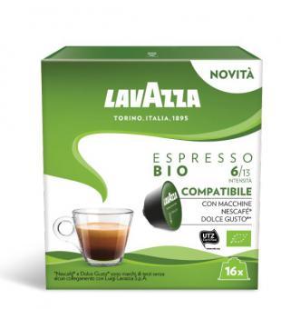 LAVAZZA DGC Espresso BIO 16tk