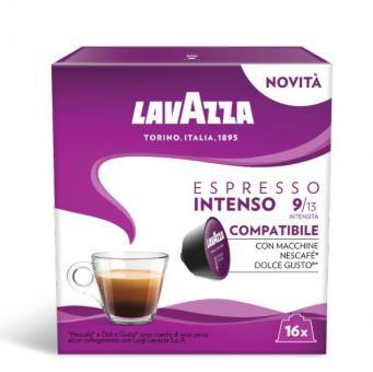 LAVAZZA DGC Espresso Intenso  16tk