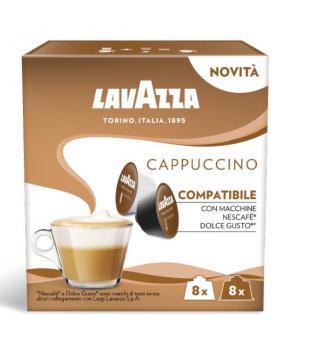 LAVAZZA DGC Cappuccino 16tk