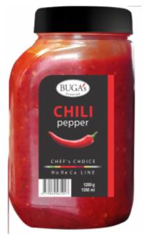 Chili pepper BUGA's, 1,2 kg
