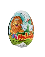 Egg with surprise toy, 25 g