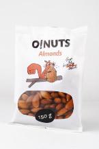 Almonds O!NUTS, 150 g