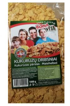 Corn flakes BONA VITA, 1 kg