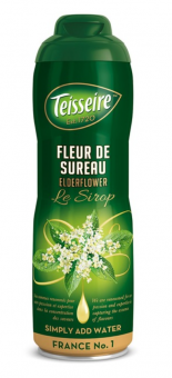 Elderberry syrup TEISSEIRE, can, 0.6 l