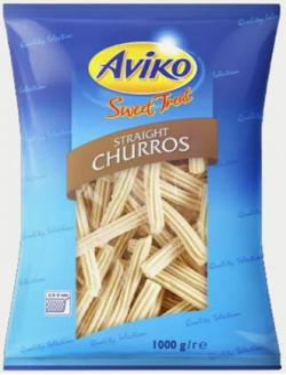 Spanish donuts AVIKO Churros straight, 1kg