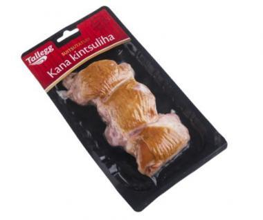 Chicken thighmeat TALLEGG, smoked,  ~2kg