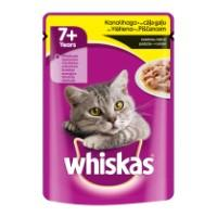 WHISKAS 7+ Meal, poultry, 100g