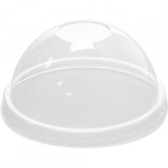 Plastic lid  with hole PET 95mm 50pcs/pack