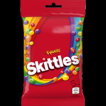 SKITTLES Fruit Pouch, 125g