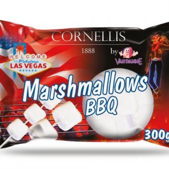 CORNELLIS Super BBQ mallows, 300g