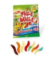 Gummies FIGLE MIGLE Worms, 80 g