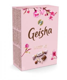 GEISHA Chocolate sweets in box 150g