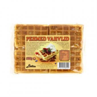 PRALINE Soft waffles 250 g